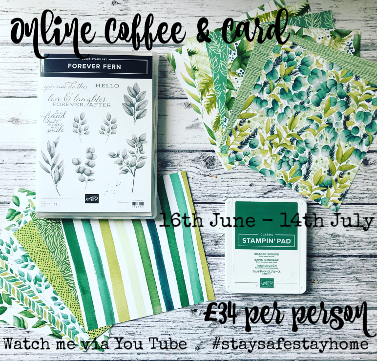 Forever Greenery from Stampin' Up!