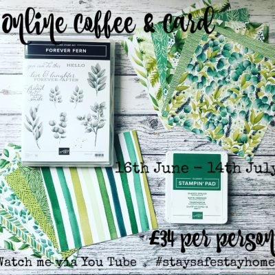 Forever Greenery Stampin' Up!