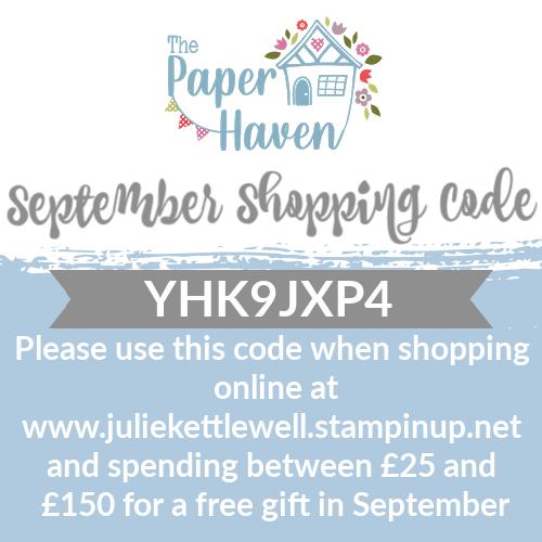 September Online Code