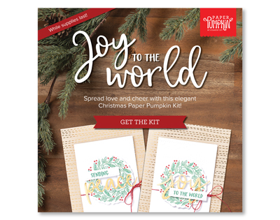 Joy to the World kit