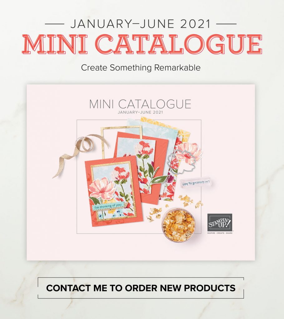 January-June Mini Catalogue