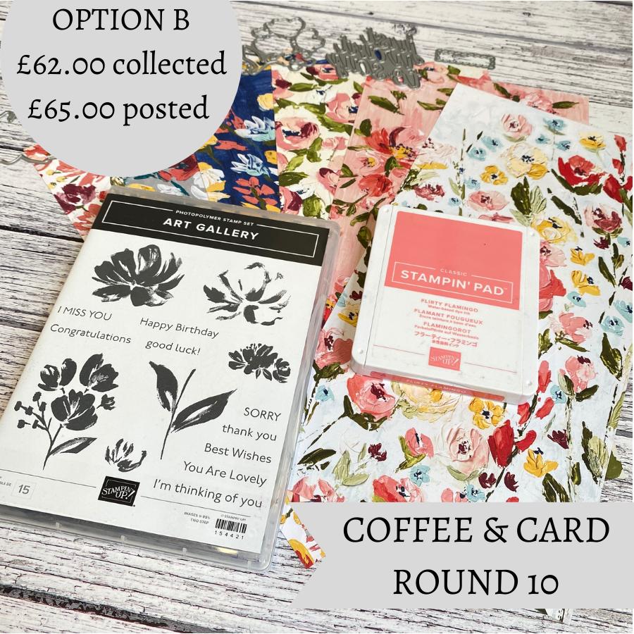 Coffee & Card image