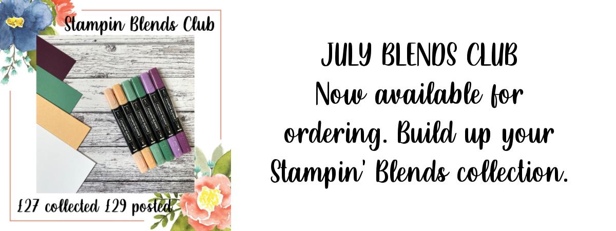 July Blends Club Slider copy